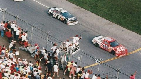 1990, Derrike Cope, 165.761 mph