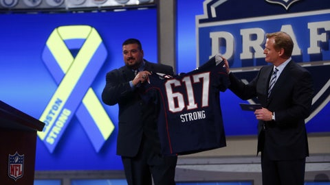 OG: Joe Andruzzi, Patriots