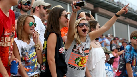 NASCAR is trying to get younger fans