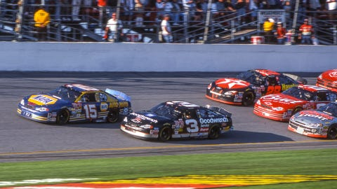 2001 with Dale Earnhardt Inc.