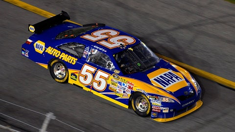 2006-11 with Michael Waltrip Racing