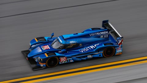 No. 90 VisitFlorida Racing Multimatic/Riley - P