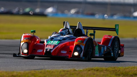 No. 38 Performance Tech Motorsports ORECA FLM09 - PC