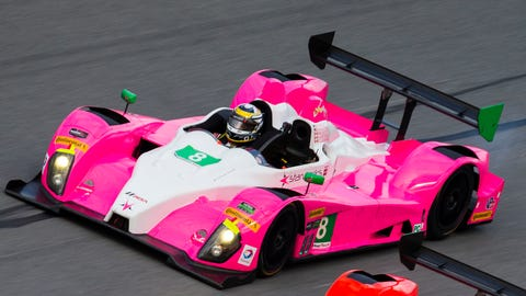 No. 8 Starworks Motorsport ORECA FLM09 - PC