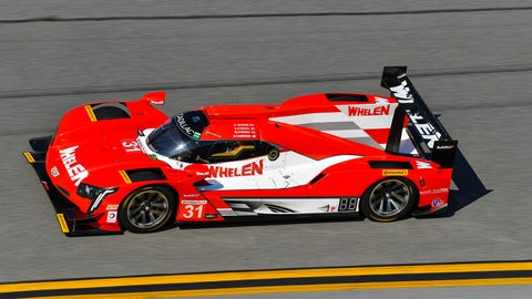 No. 31 Whelen Engineering Racing Cadillac DPi - P