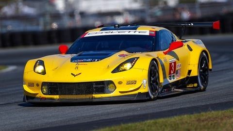 No. 3 Corvette Racing Corvette C7.R - GTLM