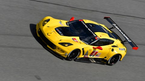 No. 4 Corvette Racing Corvette C7.R - GTLM