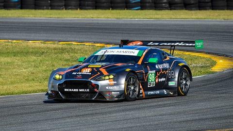 No. 98 Aston Martin Racing Aston Martin Vantage - GTD