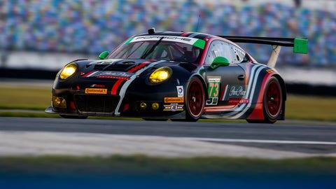 No. 73 Park Place Motorsports Porsche 911 GT3 R - GTD