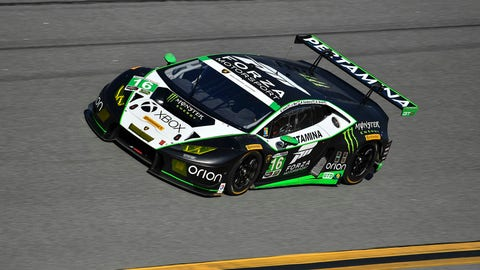 No. 16 Change Racing Lamborghini Huracan GT3 - GTD