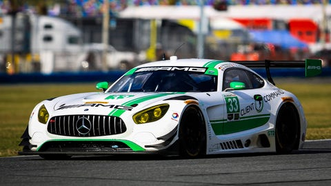No. 33 Riley Motorsports - Team AMG Mercedes AMG GT3 - GTD