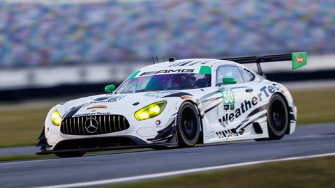 No. 50 Riley Motorsports - WeatherTech Racing Mercedes AMG GT3 - GTD