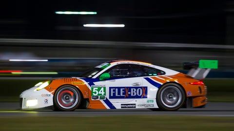 No. 54 CORE autosport Porsche 911 GT3 R - GTD