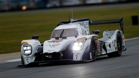 No. 52 PR1/Mathiasen Motorsports Ligier - P