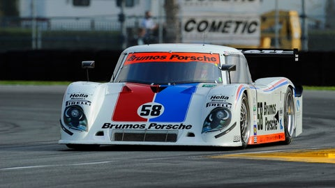 2009: No. 58 Brumos Racing