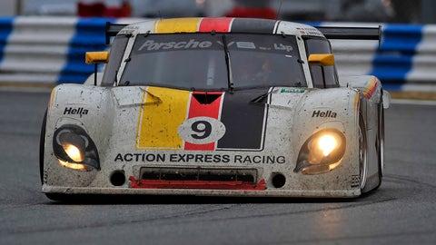 2010: No. 9 Action Express Racing