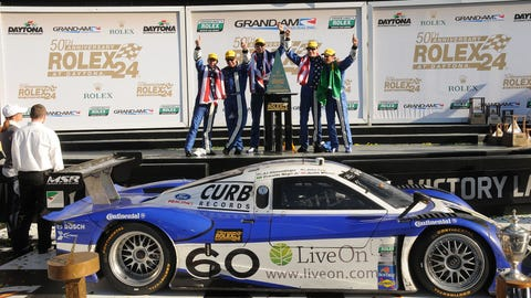2012: No. 60 Michael Shank Racing with Curb-Agajanian