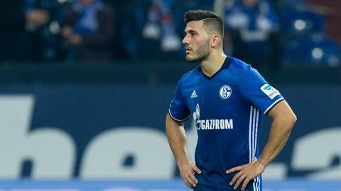 Sead Kolasinac, Schalke to Chelsea
