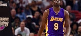 Lakers forward, Sudanese refugee Luol Deng responds to President Trump's travel ban