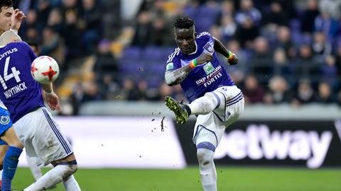 Kara Mbodji, Anderlecht to Leicester City