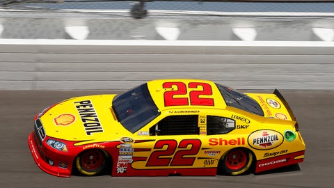 2012, 34th with Team Penske