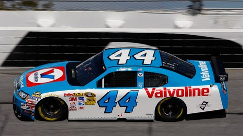 2009, 3rd-place with Richard Petty Motorsports