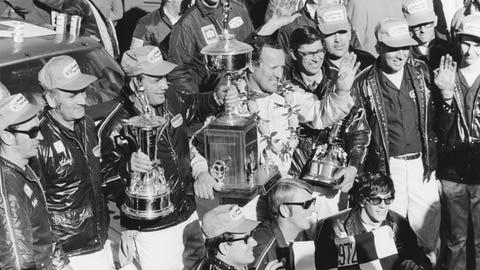 1972 Daytona 500, A.J. Foyt