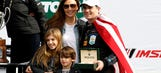 Jeff Gordon's triumphant day to remember in Rolex 24 at Daytona