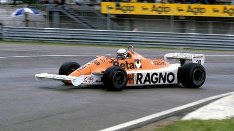 1981 Arrows