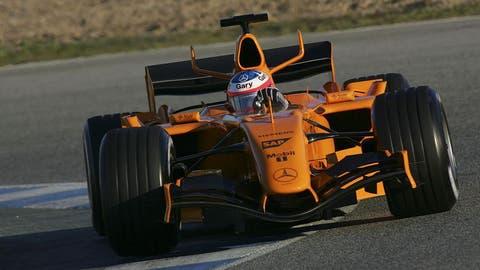 2006 McLaren (test)