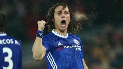 CB: David Luiz (Chelsea)