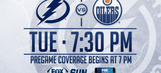 Edmonton Oilers at Tampa Bay Lightning game preview