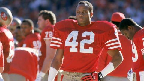 S: Ronnie Lott, 49ers