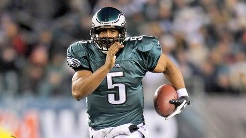Philadelphia Eagles -- Donovan, finally (2004 NFC championship)