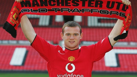 Welcome to Old Trafford (August 2004)