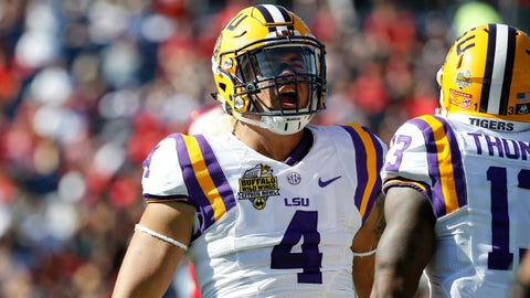 Duke Riley, LB, LSU