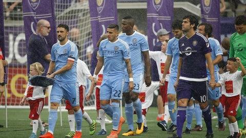 Mar. 5: Orlando City SC vs. New York City FC