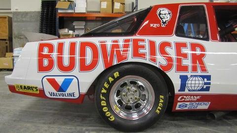 Darrell Waltrip's 1986 Chevrolet Monte Carlo Aerocoupe