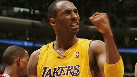 Kobe Bryant, Lakers, 2005-06