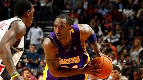 58 at Charlotte Bobcats, 12/29/06