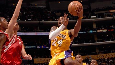 2007-08, Kobe Bryant