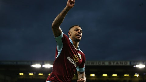Burnley: Increase experience in attack