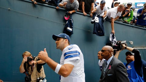 Skip: Jerry Jones saw a silver lining in the Cowboys' loss to the Packers