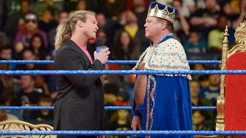 Low chance: Jerry Lawler