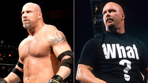 Fox Sports: You've said before that wherever you go, you're often mistaken for Stone Cold Steve Austin, and vice versa. Do you have a favorite story where there was a mix-up?