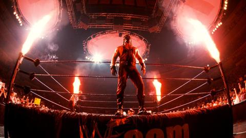 Kane - 44 eliminations