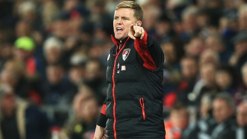 Bournemouth: Give Eddie Howe whatever he wants