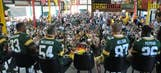 Green Bay Packers Tailgate Tour sets off to the Northwoods in April