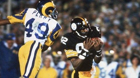 The Rams and Steelers fight for the last pick