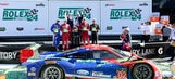 Overall winners from the last 10 Rolex 24 races